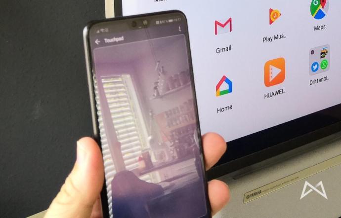 Choetech Usb Typ C Desktop Mode Huawei P20 Touchpad
