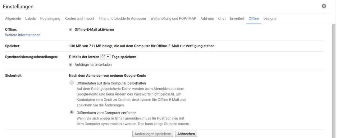 Chrome Offline