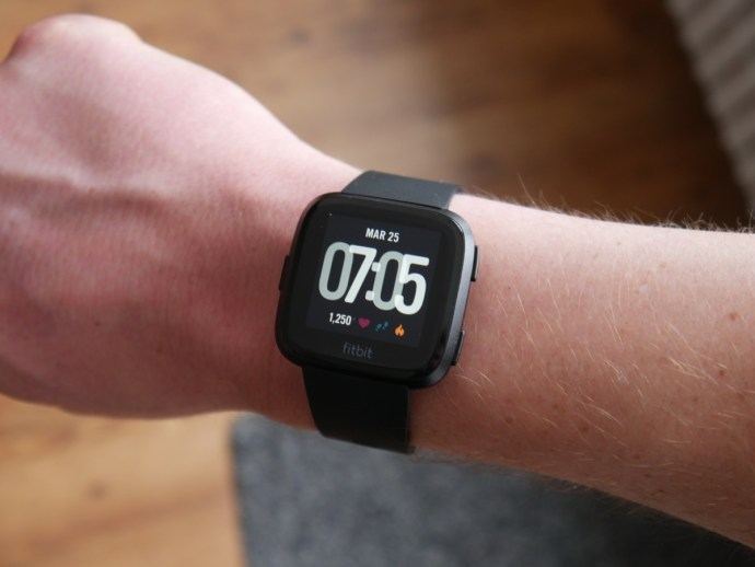 Fitbit Versa Test2
