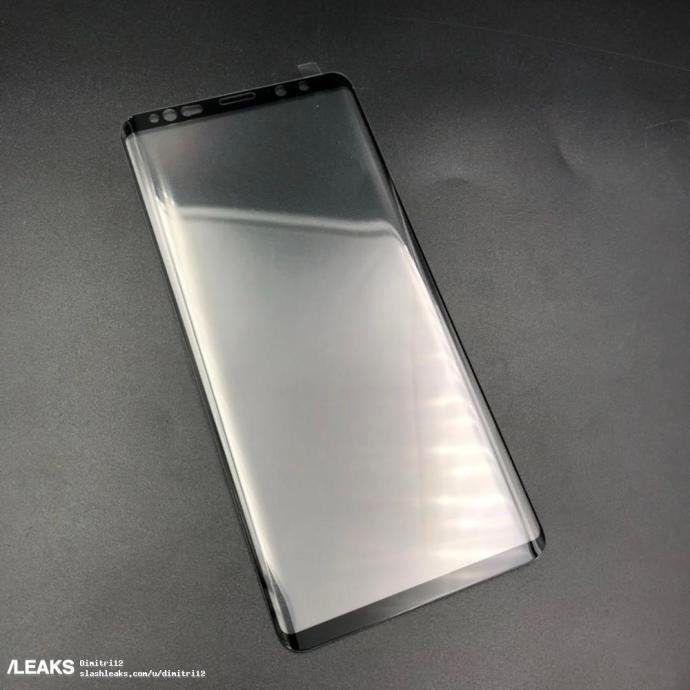 Galaxy Note 9 Screen