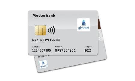 Girocard Header