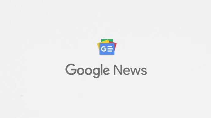 Google News Header