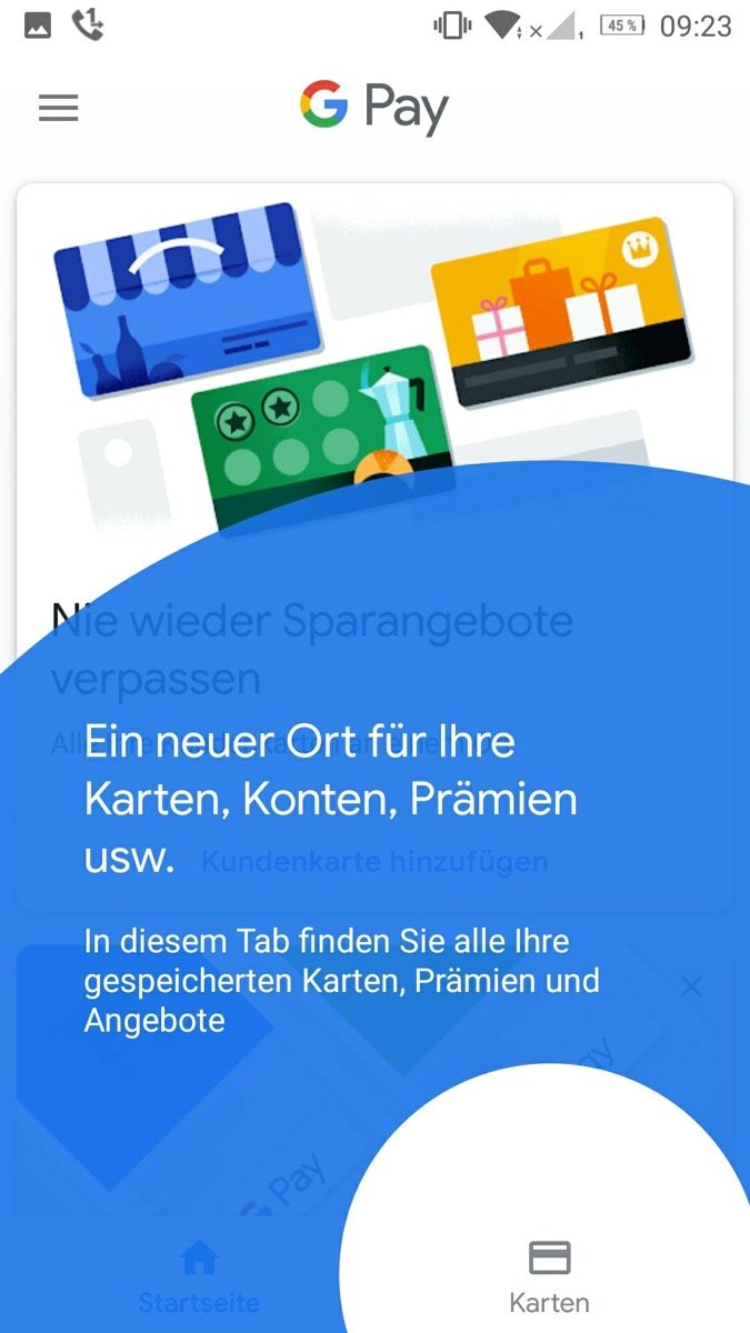 Google Pay Android 2