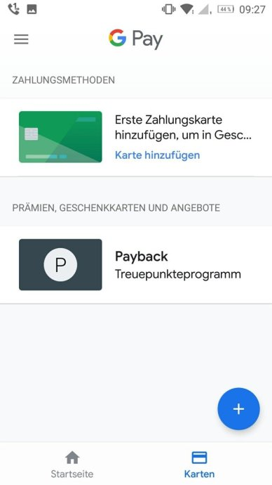 Google Pay Android 5
