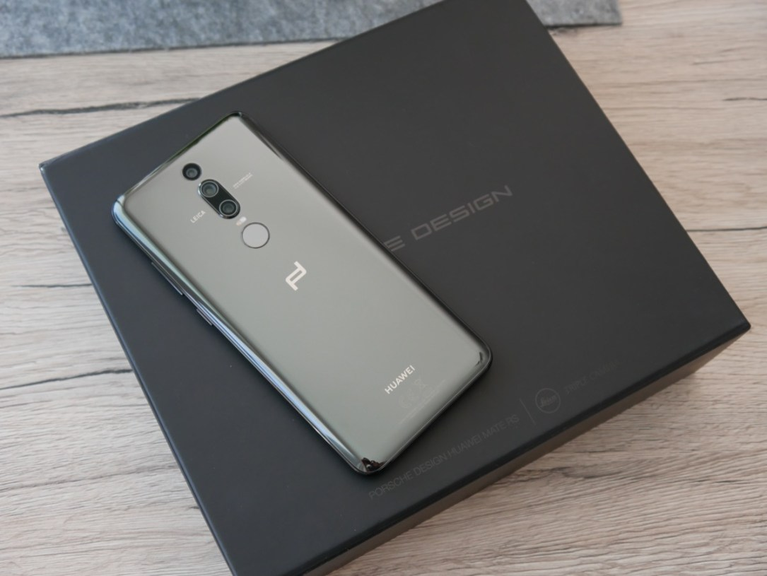 Huawei Mate Rs Unboxing8