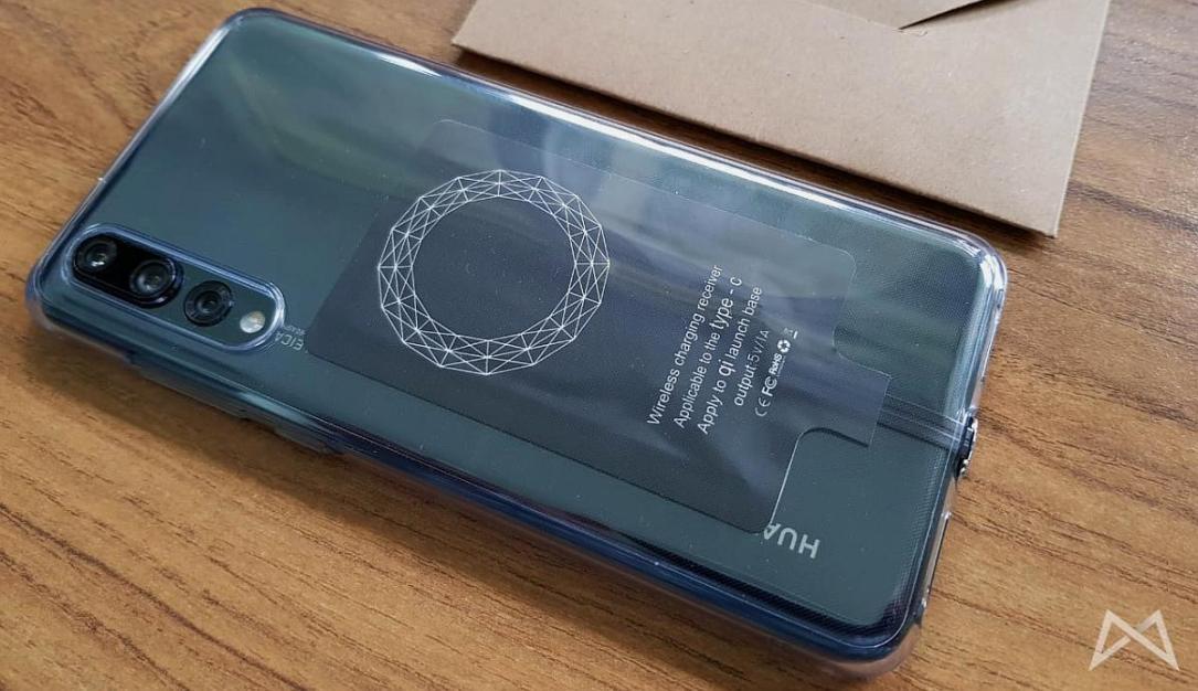 Huawei P20 Pro Qi Wireless Charging