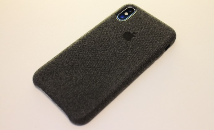 Iphone X Case Stoff 1