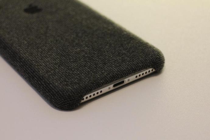 Iphone X Case Stoff 3