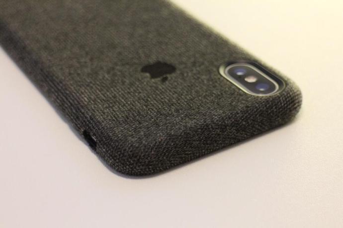 Iphone X Case Stoff 4