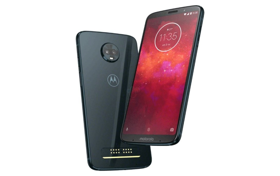Moto Z3 Play Winfuture 1