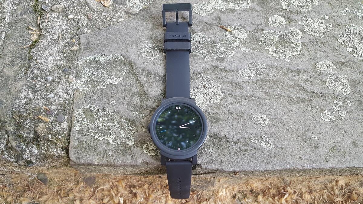 Ticwatch E Detail