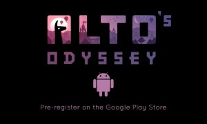 Alto Odyssey Android