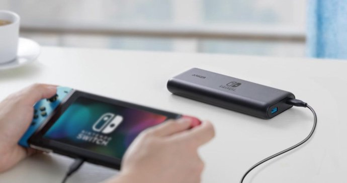 Anker Nintendo Switch