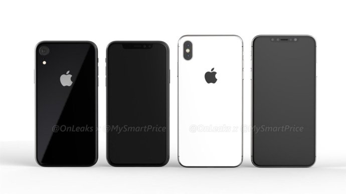 Apple Iphone 2018 6.1 Inch Vs. 6.5 Inch