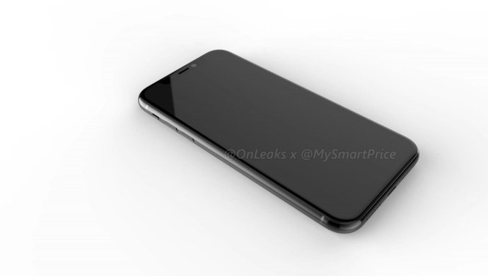 Apple Iphone 2018 Lcd Render3