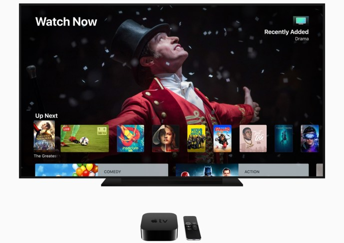 Apple Tv 4k Tvos 12