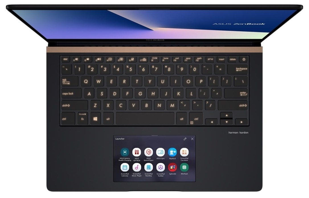 Asus Zenbook Pro Screenpad 2