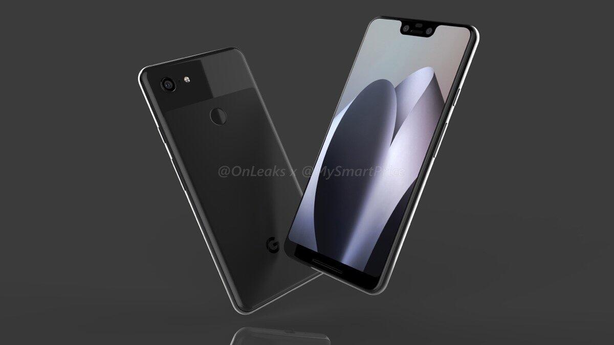 Google Pixel 3 Xl Leak2