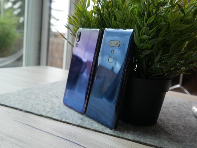 Htc U12 Huawei P20 Pro Vergleich1
