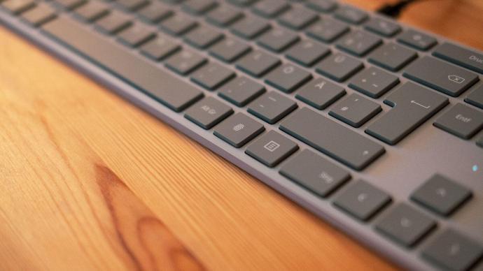 Microsoft Fingerprint Keyboard 004