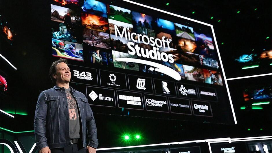 Microsoft Studios Xbox E3 2018
