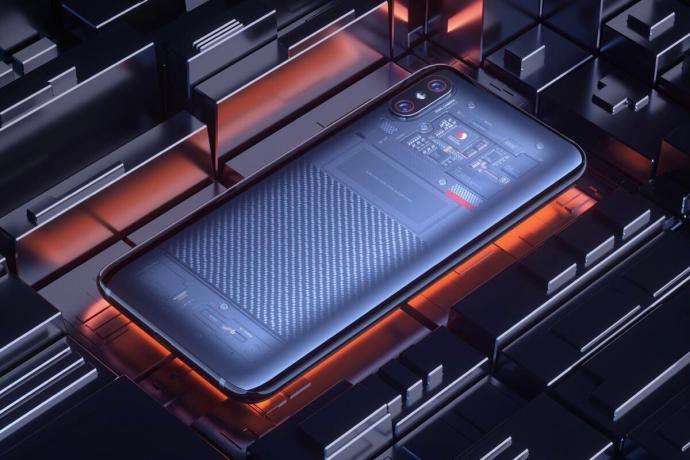 Xiaomi Mi 8 Explorer Edition Header