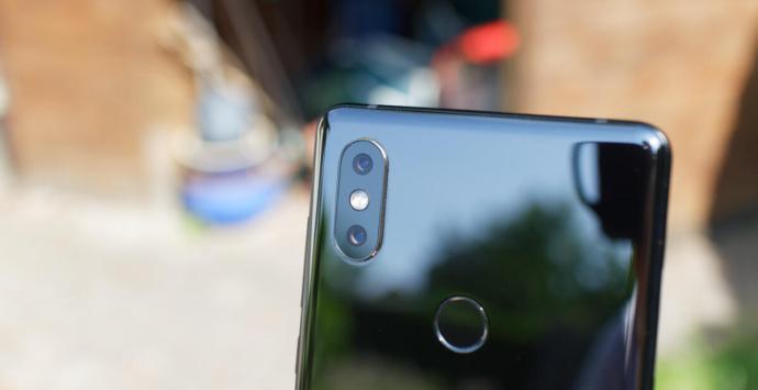 Xiaomi Mi Mix 2s Kamera