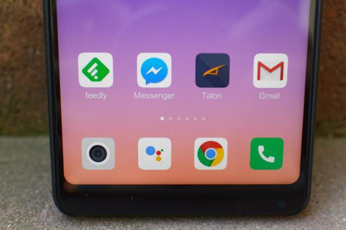 Xiaomi Mi Mix 2s Software