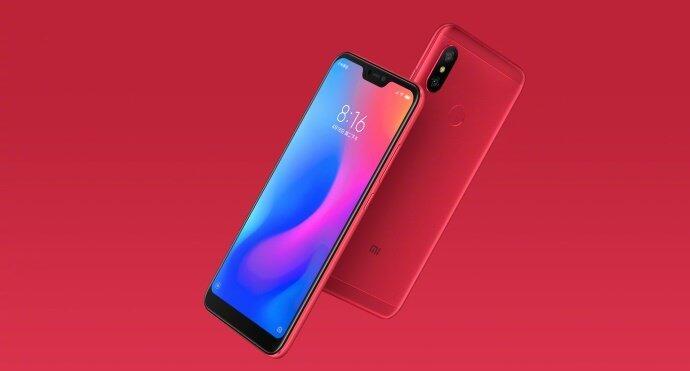 Xiaomi Redmi 6 Pro Teaser 6