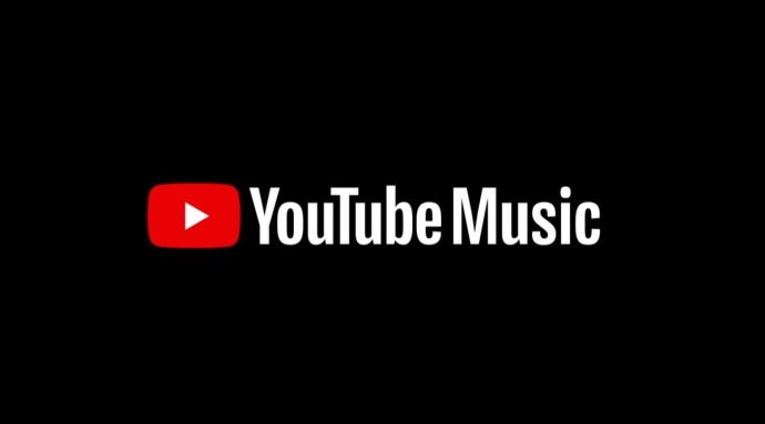 Youtube Music Logo Header