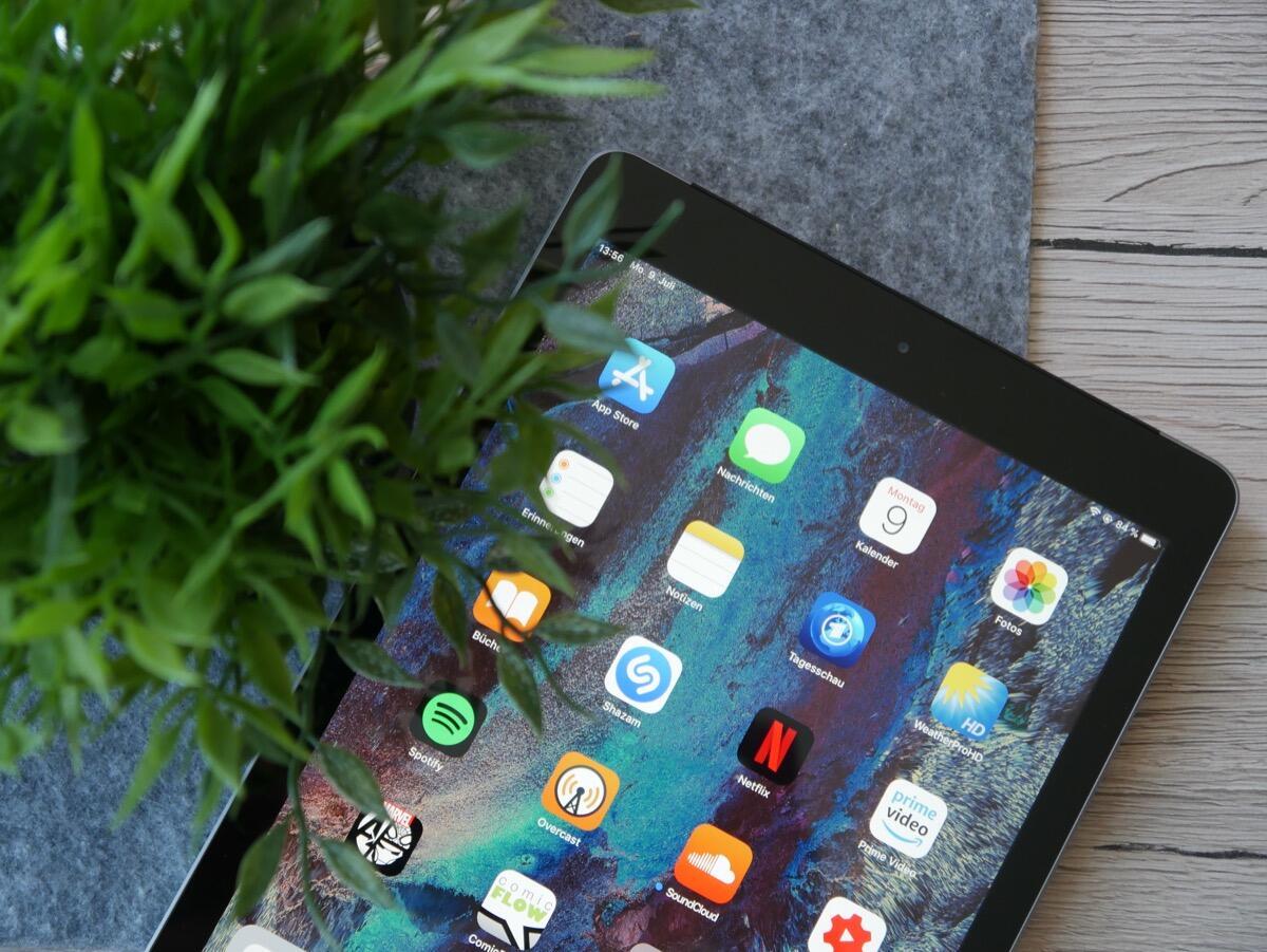 Apple Ipad 2018 Test2