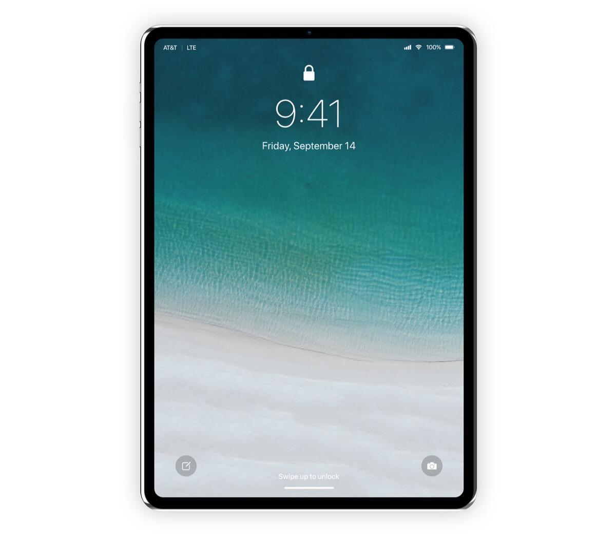 Apple Ipad Pro Konzept 2018
