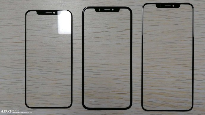 Apple Iphone 2018 Front Panel