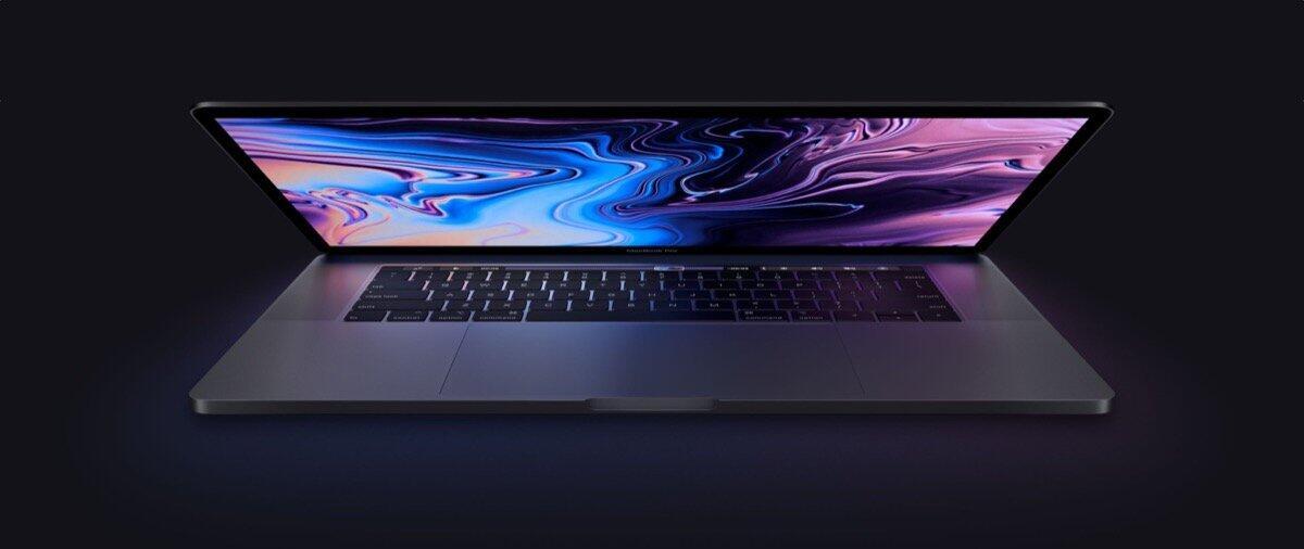 Apple Macbook Pro 2018 Header