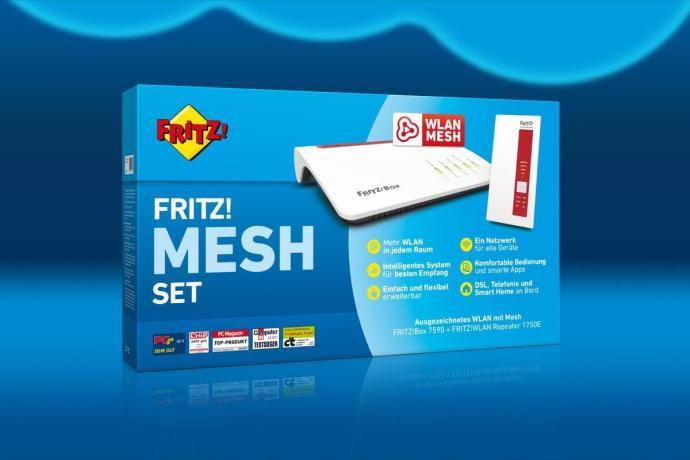 Avm Fritz Mesh Set