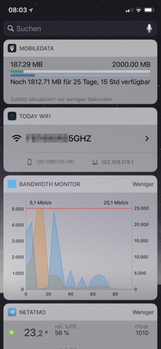 Bandwidth Monitor 1