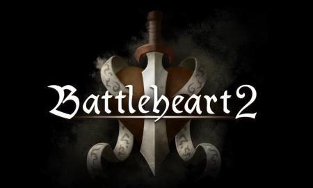 Battleheart 2 Logo Header