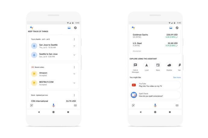 Google Assistant Snapshot