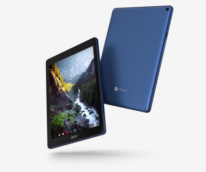 Google Chrome Os Chromebook Tablet Header