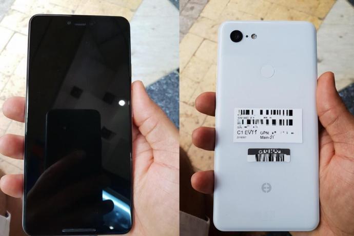 Google Pixel 3 Xl Weiss Leak2