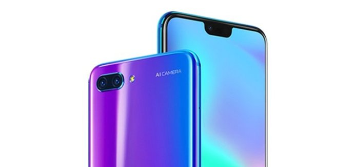 Honor 10 Gt Header