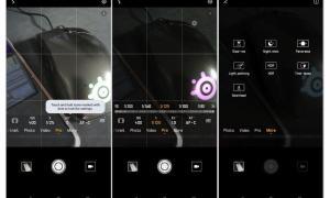 Huawei P20 Camera App Ported