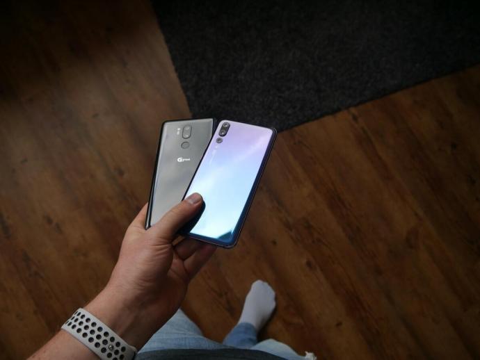 Huawei P20 Pro Lg G7 Test5