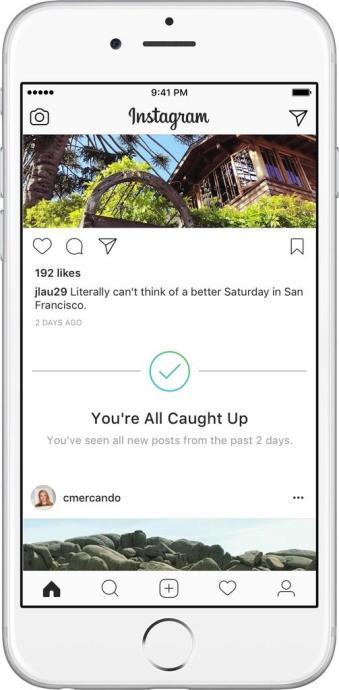 Instagram Du Bist Auf Dem Aktuellen Stand