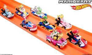 Mario Kart Hot Wheels Mattel Nintendo