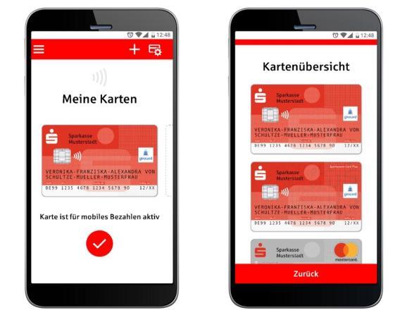 Sparkasse Karte.Sparkassen App Mobiles Bezahlen Startet Fur Alle Kunden