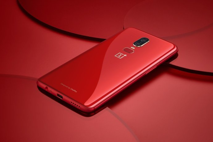 Oneplus 6 Rot Red
