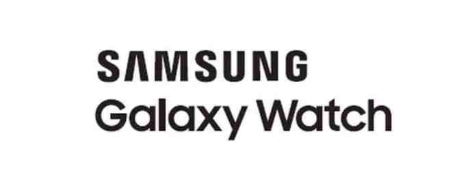 Samsung Galaxy Watch Logo