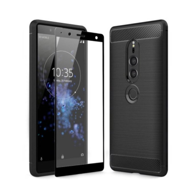 Sony Xperia Xz3 Case Leak Front Back