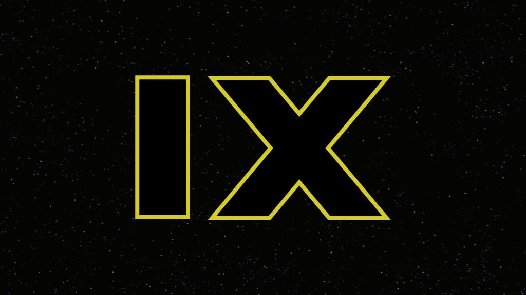 Star Wars Episode 9 Ix Logo